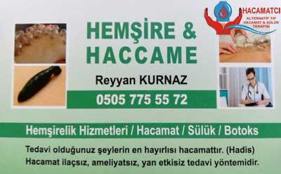 Hemşire ve Haccame Reyyan