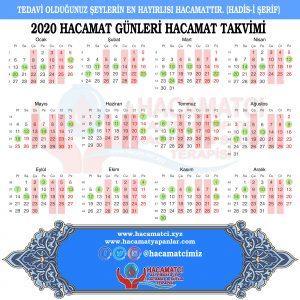 2020 3400 300x300 - Hacamat Takvimi 2020