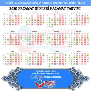 2020 500 300x300 - Hacamat Takvimi 2020