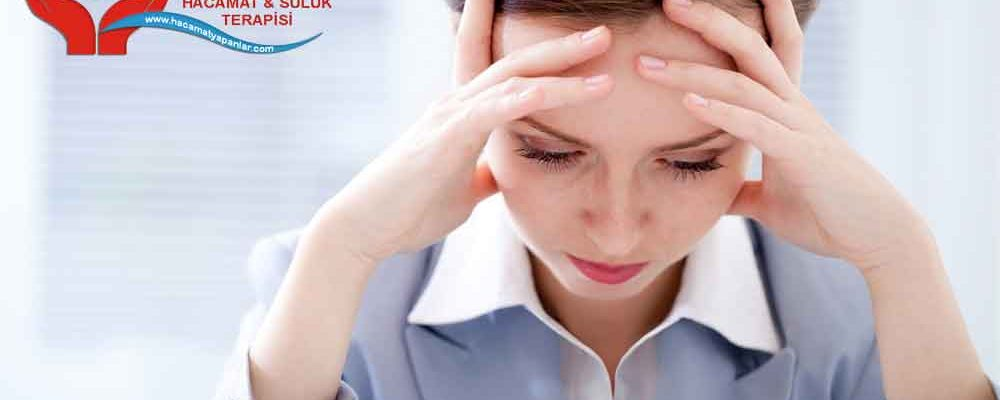 Stresle Başa Çıkmak İçin Hacamat Tedavisi Yaptırın